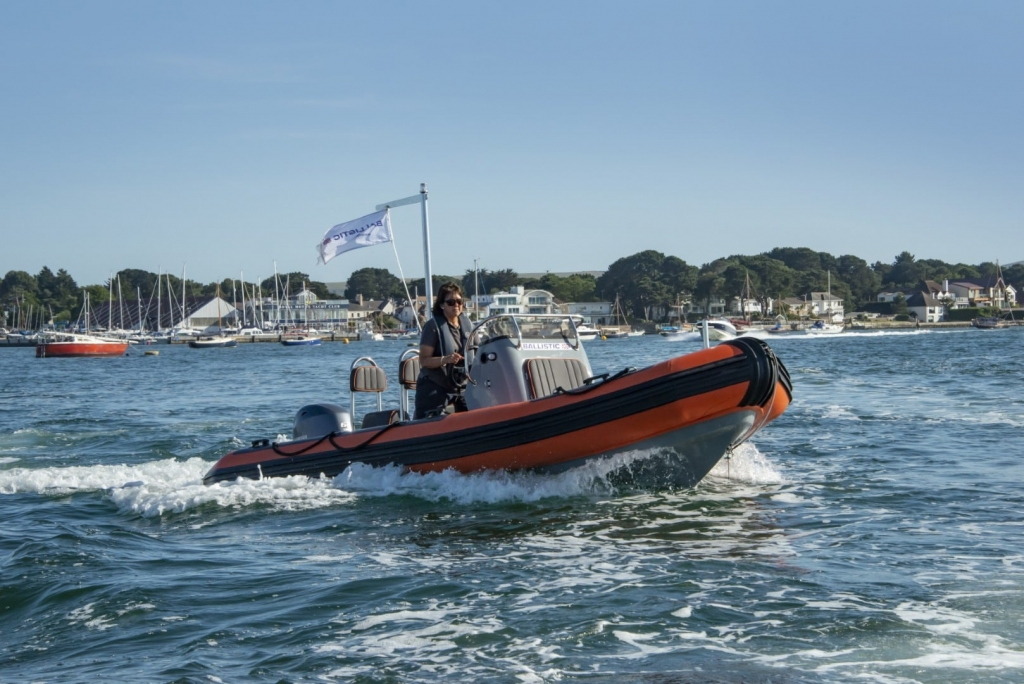 Click to see Ballistic RIB 5.5 Club (Ex-Demo) Yamaha FT60 2018